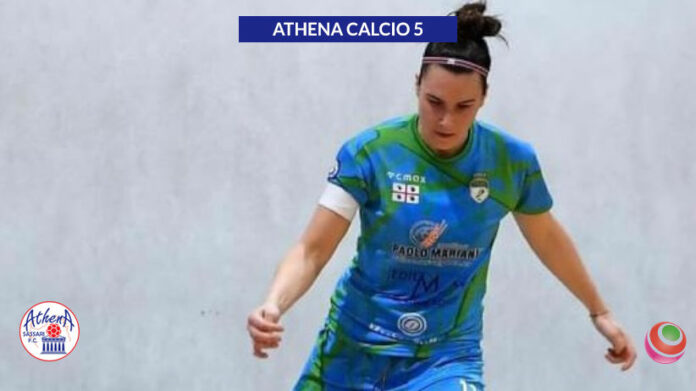 athena-sassari-calcio5-ilaria-canu