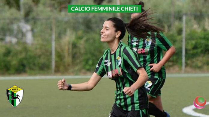 calcio-femminile-chieti-esultanza-francesca-carnevale