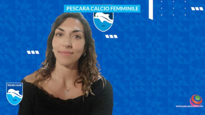 pescara-calcio-Clarissa-Lattocco