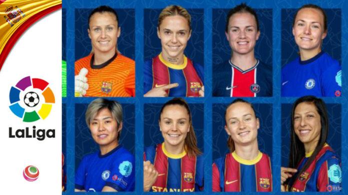 premi individuali Women's Champions League 2020-21