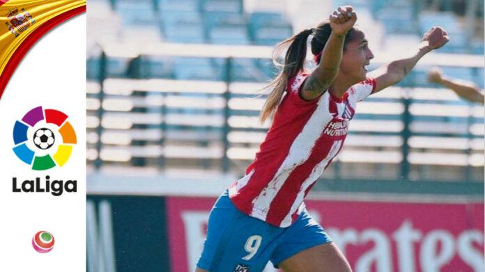 Deyna Castellanos, Real Madrid-Atletico Madrid