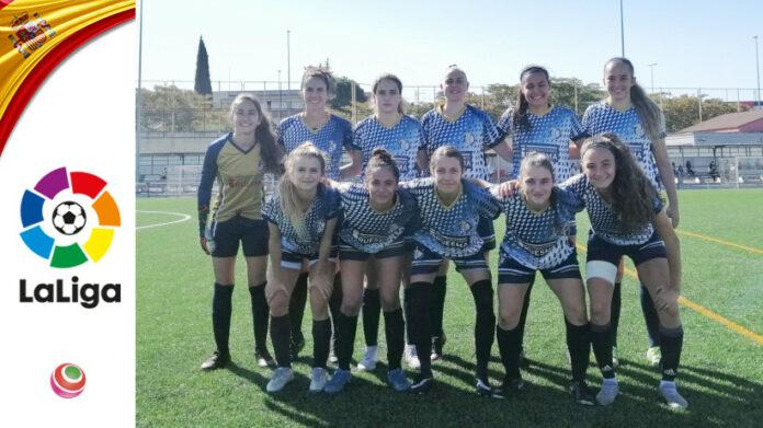 Badajoz-Las Rozas Primera Nacional femminile spagnola