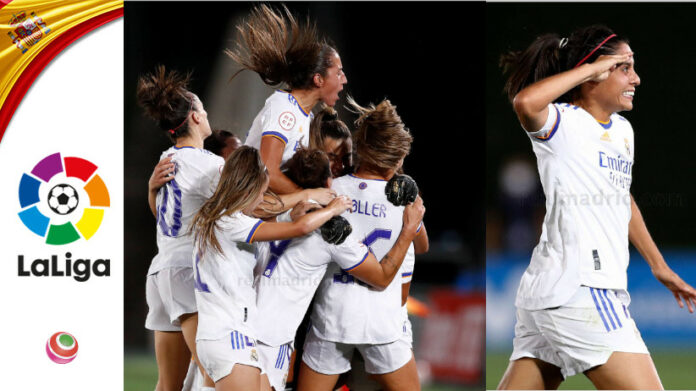Kenti Robles, Real Madrid-Manchester City, Women's Champions League