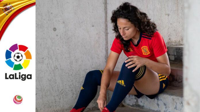 Ivana Andrés, Nazionale Spagnola