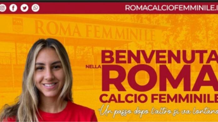 roma-calcio-femminile-Rola-Badawiya