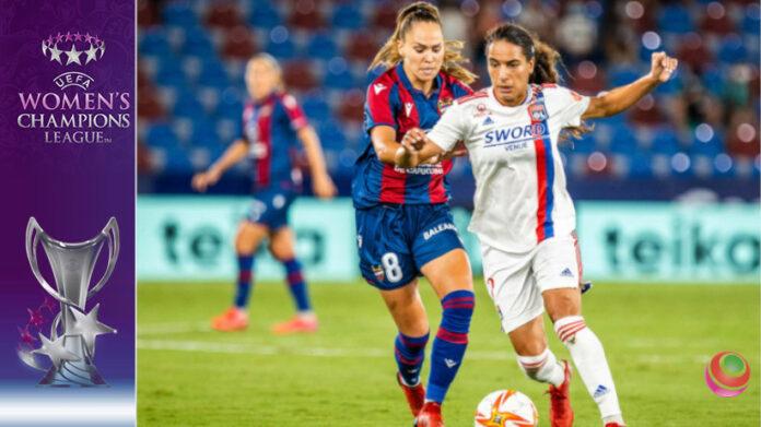 Levante-Lione Women's Champions League