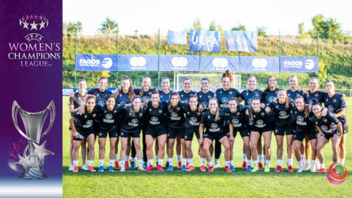 Lione-Levante Women's Champions League