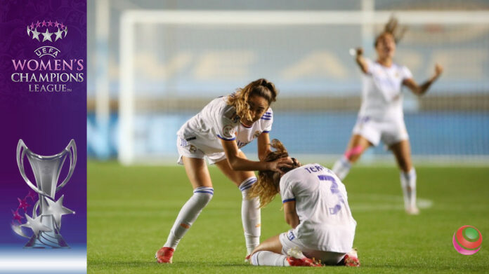 Real Madrid - Manchester City - Women's Champions League