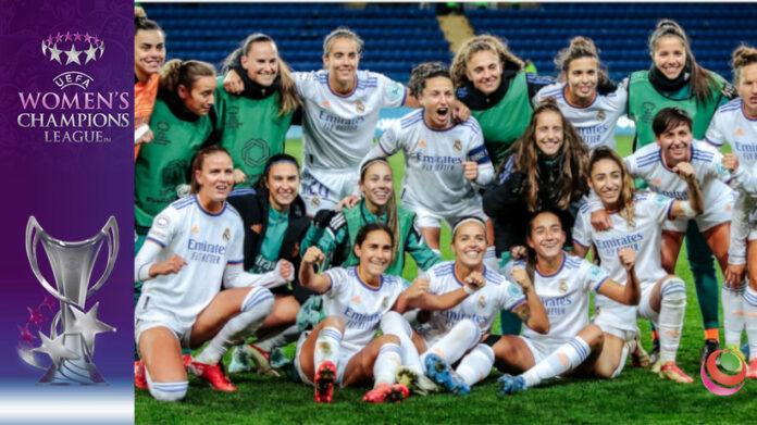 Kharkiv - Real Madrid, Women's Champions League